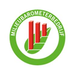Logo Milieubarometerbedrijf