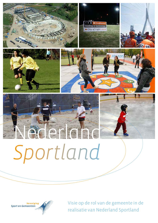 Visiedocument Nederland Sportland