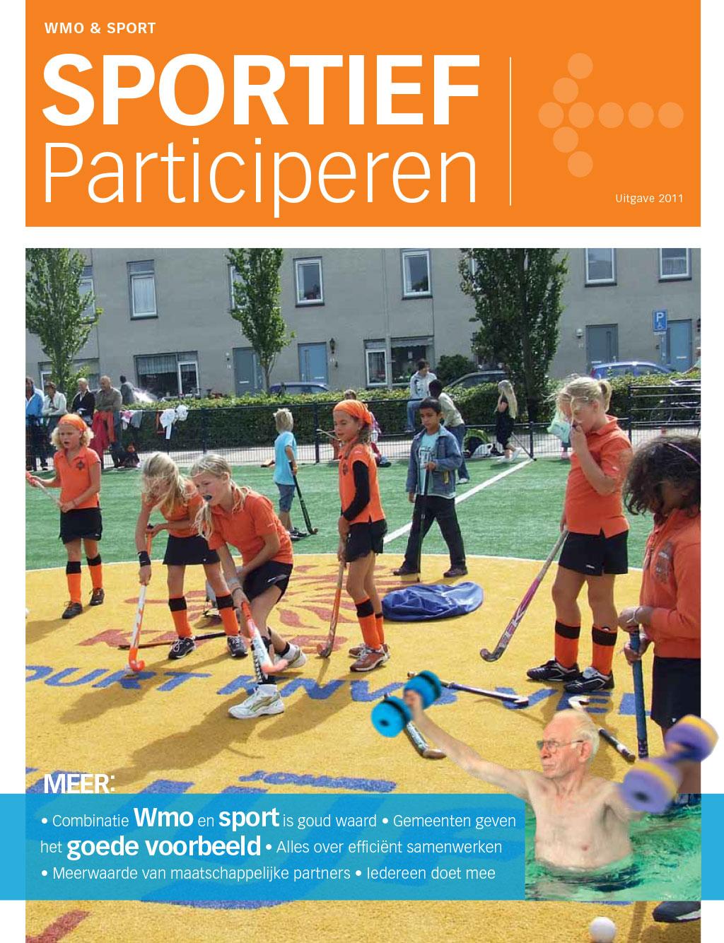 Magazine Sportief Participeren