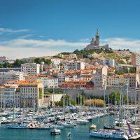 Studiereis VSG-Zuid naar Marseille